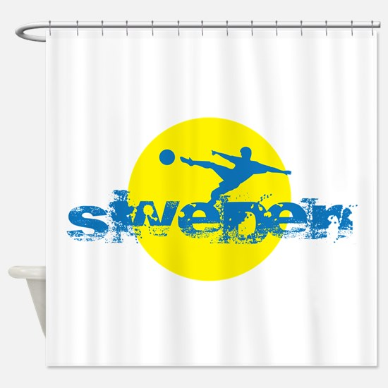 SWE4.png Shower Curtain