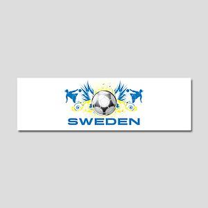 SWE5 Car Magnet 10 x 3