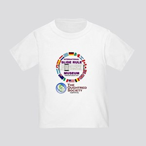 ISRM+OS Logo Toddler T-Shirt