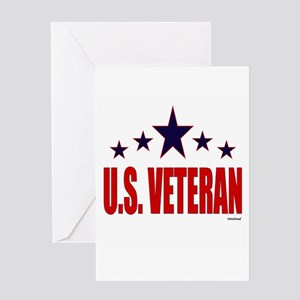 U.S. Veteran Greeting Card