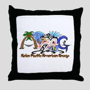 APAG Throw Pillow