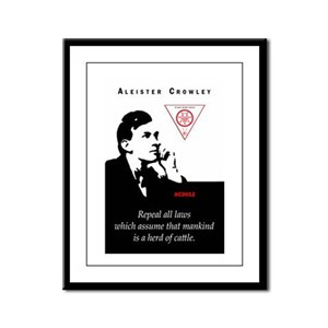 """""""Repeal all laws..."""" Framed Panel Print"""