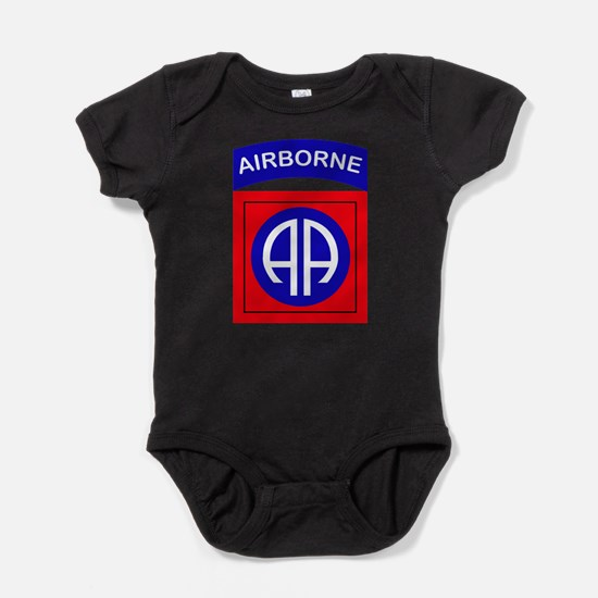 82nd Airborne Division Body Suit
