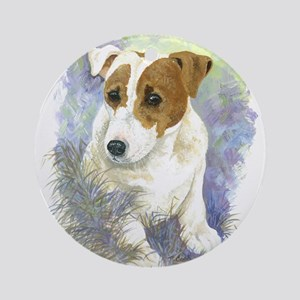 Jack Russell Terrier Ornament (Round)