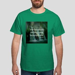 Living Water John 7 Dark T-Shirt