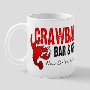 Crawbaby's Bar & Grill Mug