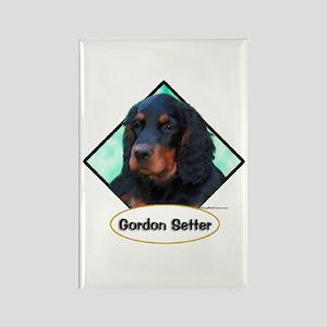 Gordon 3 Rectangle Magnet