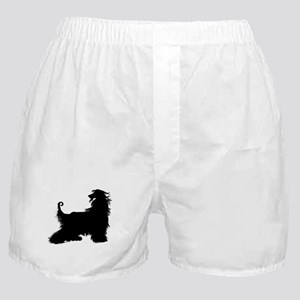 Afghan Silhouette Boxer Shorts