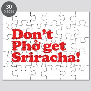 Dont Pho get Sriracha! Puzzle