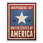 Independence Day Small Poster