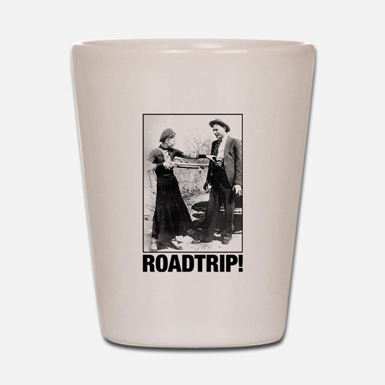 ROADTRIP! Shot Glass