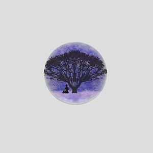 Buddha Beneath the Bodhi Tree-Light Background Min