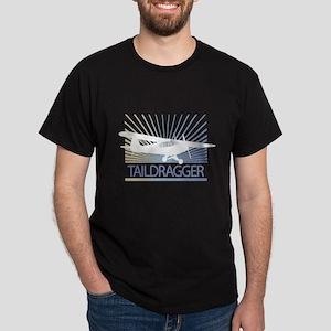 Aircraft Taildragger Dark T-Shirt