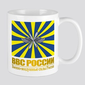 Russian Air Force Flag Mug