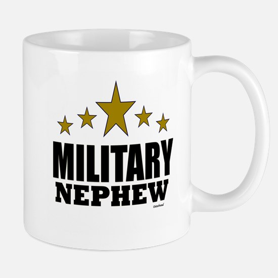 Military Nephew Mug
