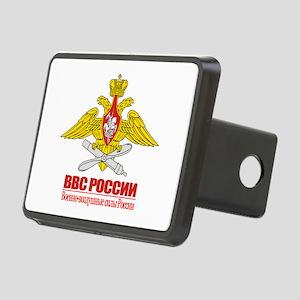 Russian Air Force Emblem Rectangular Hitch Cover