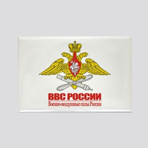 Russian Air Force Emblem Rectangle Magnet