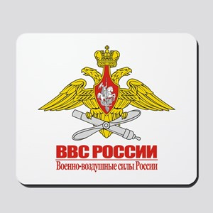Russian Air Force Emblem Mousepad