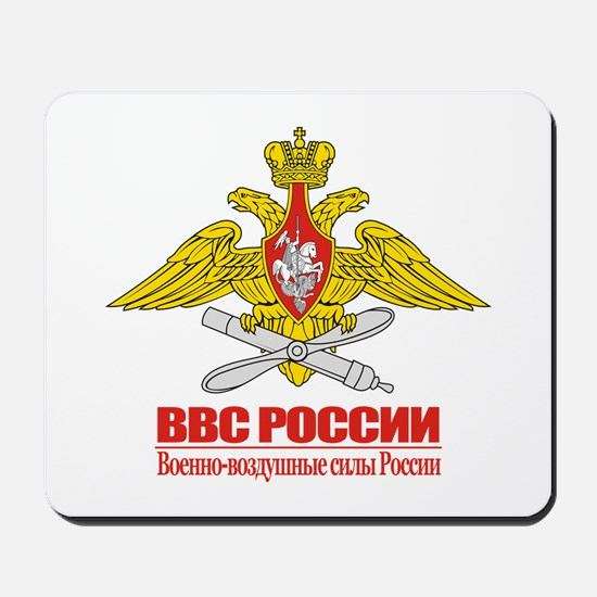 Russian Air Force Emblem Mousepad