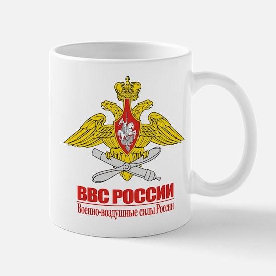 Russian Air Force Emblem Mug