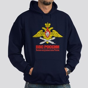 Russian Air Force Emblem Hoodie (dark)