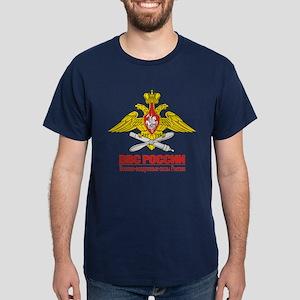 Russian Air Force Emblem Dark T-Shirt