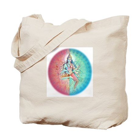 Tote Bag Ardhnarishwara