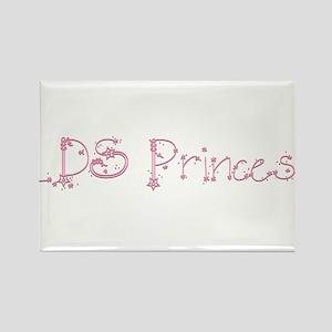 LDS Princess 5 Rectangle Magnet