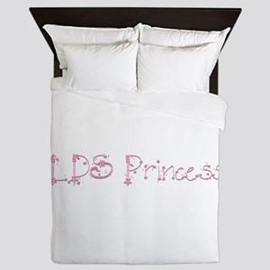LDS Princess 5 Queen Duvet