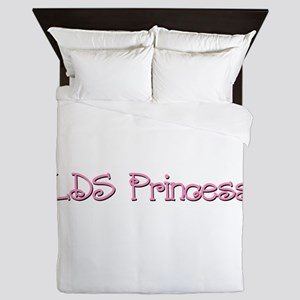 LDS Princess 4 Queen Duvet
