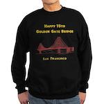 Golden Gate Bridge Sweatshirt (dark)