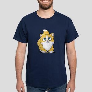 Maine Coon Cutie Cat Dark T-Shirt