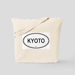 Kyoto, Japan euro Tote Bag
