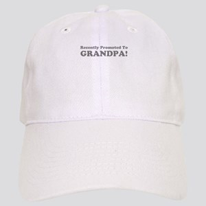 Recently Promoted To Grandpa! Baseball Cap