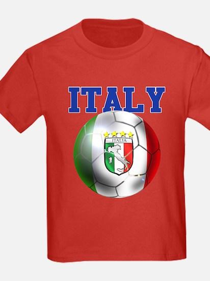 Italy Soccer Ball T