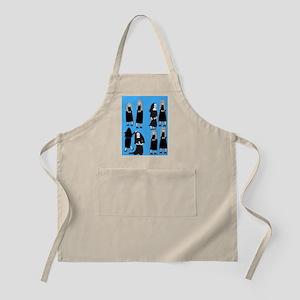 ff nuns 2 blue Apron
