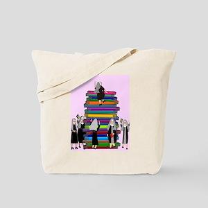 ff nuns 3 Tote Bag