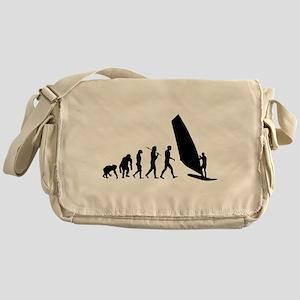 Windsurfing Evolution Messenger Bag
