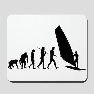 Windsurfing Evolution Mousepad