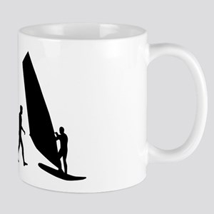 Windsurfing Evolution Mug