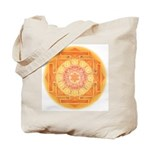 Tote Bag Sun Yantra Large