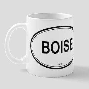 Boise (Idaho) Mug