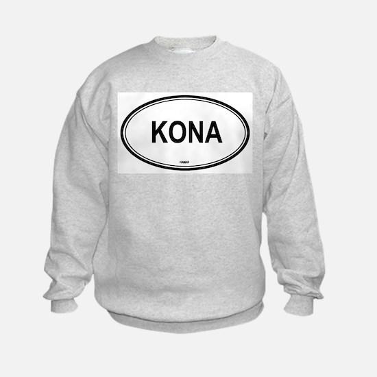 Kona (Hawaii) Sweatshirt