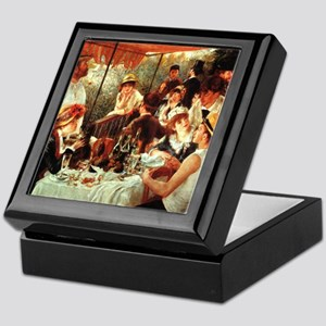 Boating Party Lunch Keepsake Box