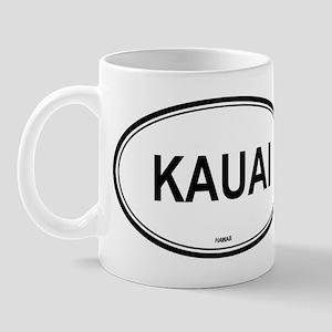 Kauai (Hawaii) Mug