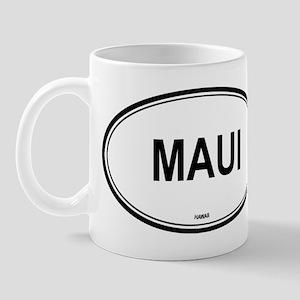 Maui (Hawaii) Mug