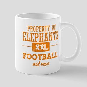Property of Cote D Ivoire Soccer Mug