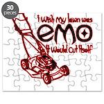 Emo Lawn Puzzle