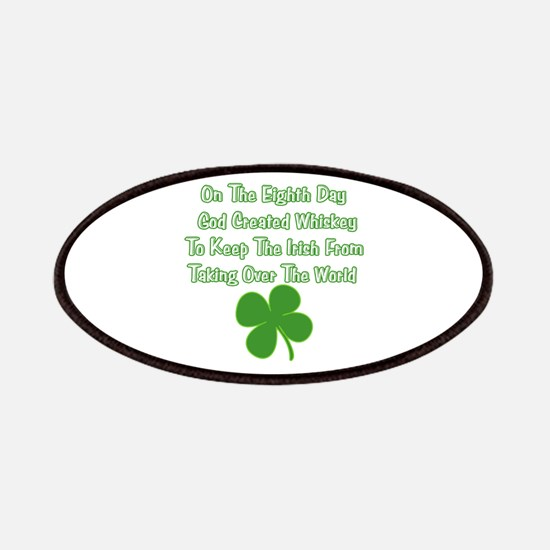 Irish Whiskey Patches