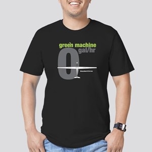 GREEN MACHINE_Std Cirrus_Dark T-Shirt